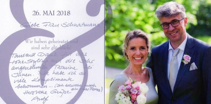 Brautfrisur München Kundenstimmen